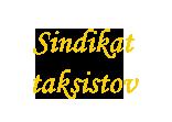 Sindikat taksistov Logo